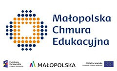 baner Małopolska Chmura Edukacyjna
