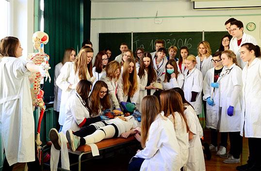 Klasa medyczna
